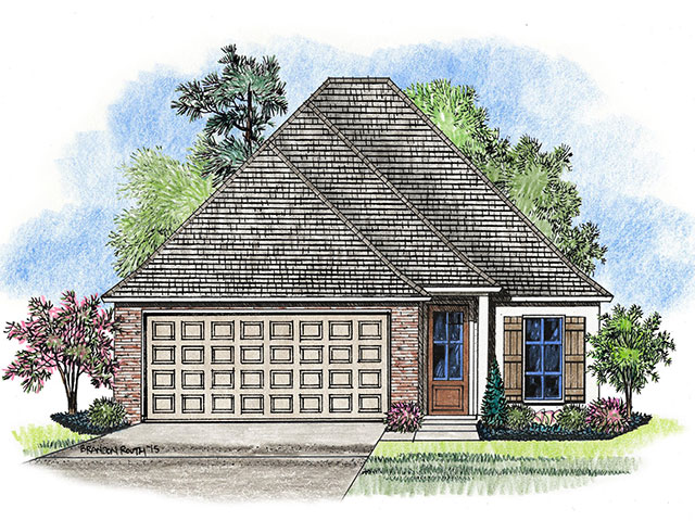New home construction in Ascension and Iberville Parish