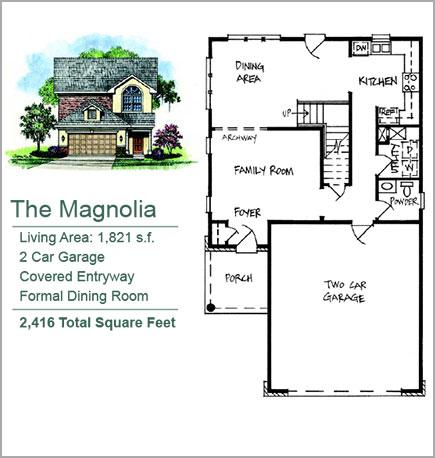 The Magnolia 1st Floor