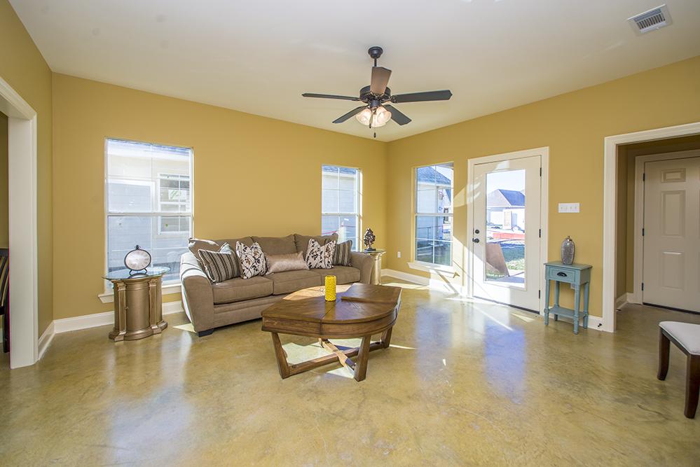 Pelican Living Area