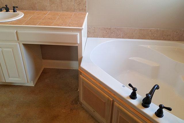 Cypress Master Bathroom