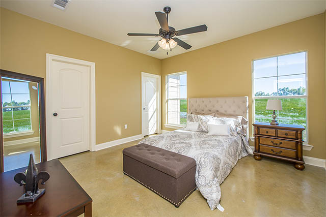 Pelican master bedroom