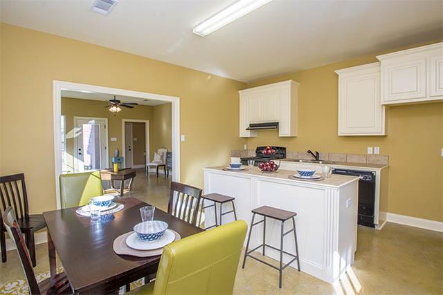 Pelican Kitchen View