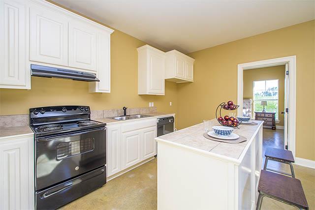 Pelican Kitchen area view
