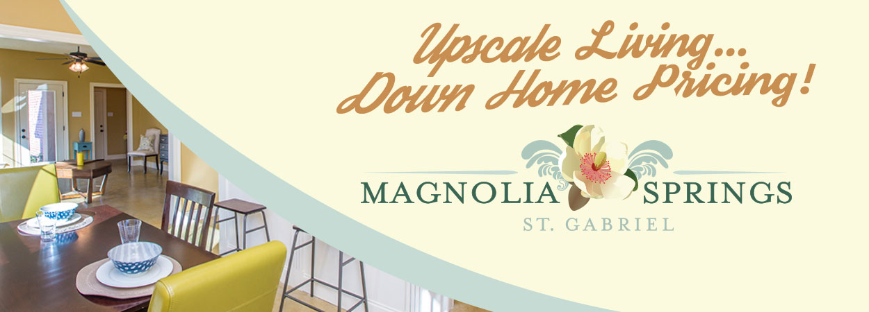 meet magnolia springs singles Our current project is magnolia springs a mixed use development community that will offer single family housing, multifamily housing, townhome-apartment living, and a complementary light commercial park that will serve the new community.