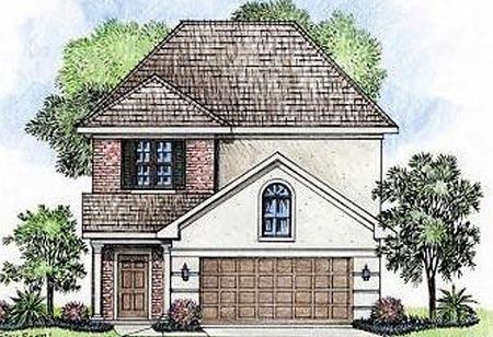 Construction of custom new homes near Baton Rouge