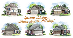 New Homes in Magnolia Springs