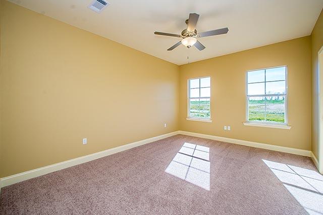 Sycamore master bedroom