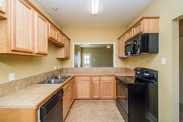 Sycamore kitchen full area