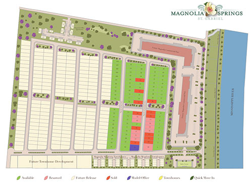 Magnolia Springs Interactive Map