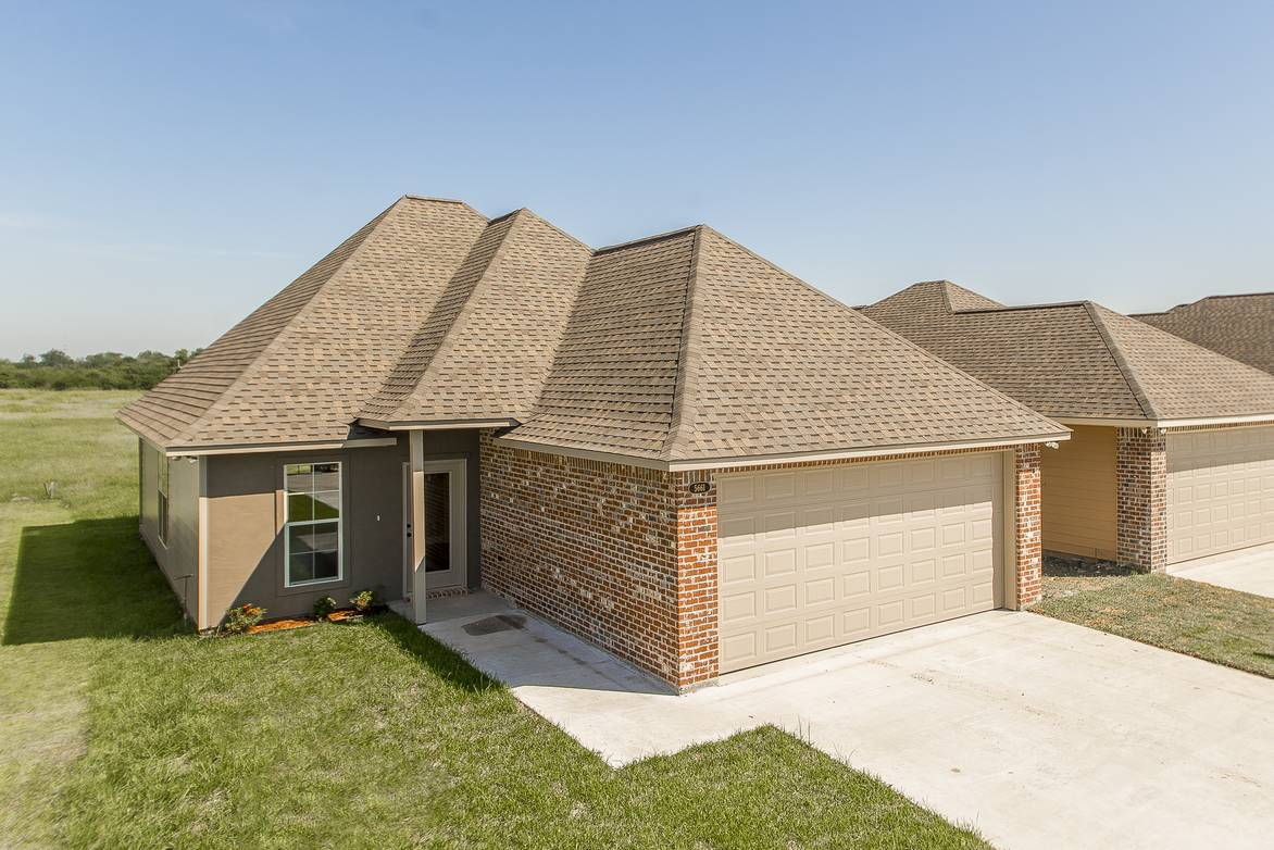 The willow model home magnolia springs community louisiana for The willow house