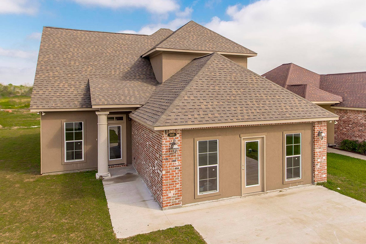 New construction 2 story 4br 2 5ba magnolia springs for Two story model homes