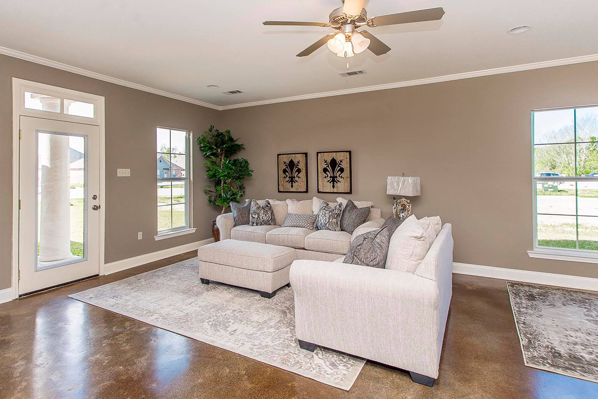 Magnolia Living Room The Magnolia Model Floorplan Magnolia Springs Neighborhood