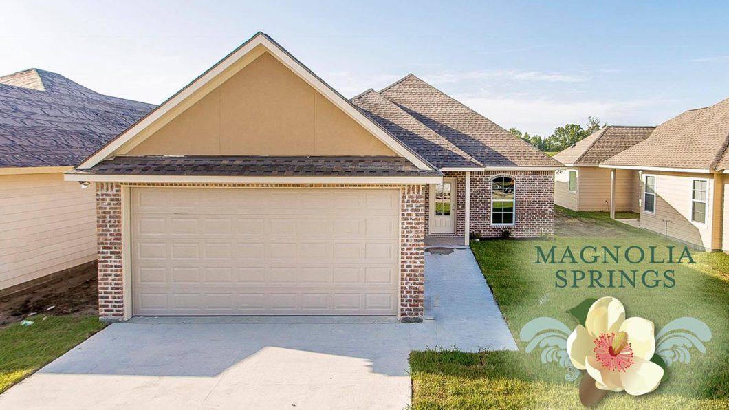 New home for sale 5690 Magnolia De Christophe Drive