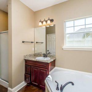 Cypress Model Master Bathroom 3