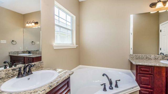 Cypress Model Master Bathroom 2