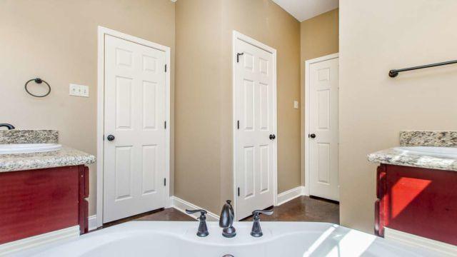 Cypress Model Master Bathroom