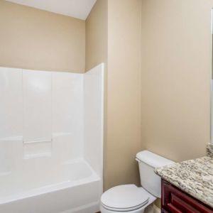 Cypress Model Bathroom