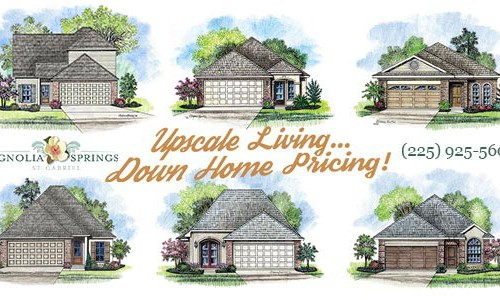 New Homes For Sale in Magnolia Springs